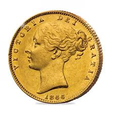 victorian gold sovereign