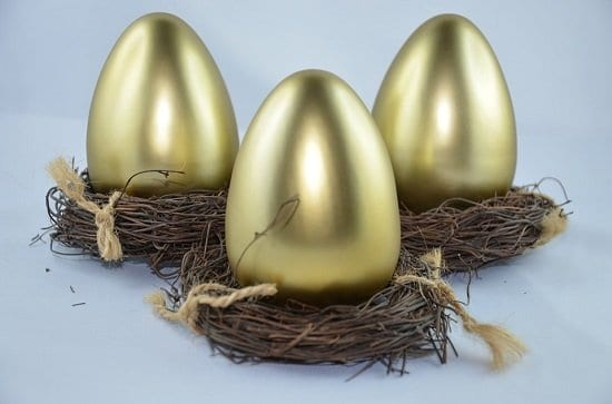 Buy Gold as an Easter Gift