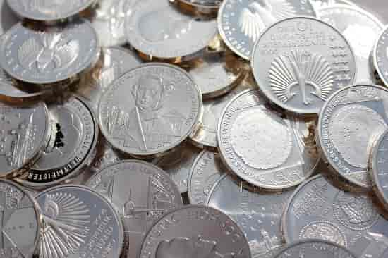 investing in silver coins