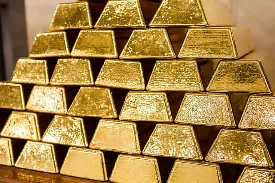 images of gold