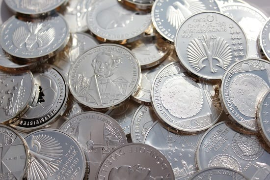 Silver coins that are legal tender are capital gains tax exempt in the UK