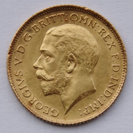 Why Buy Gold Sovereign Coins?