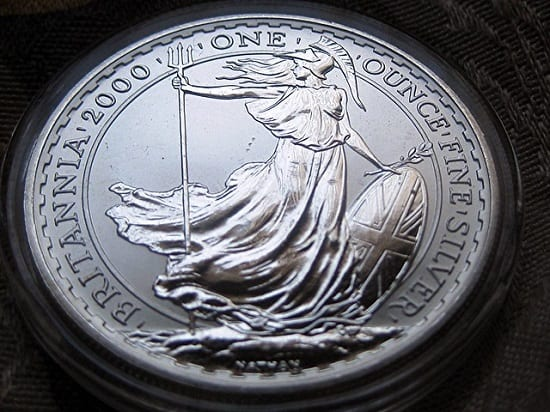 The Silver Britannia is one of the most popular investment coins.