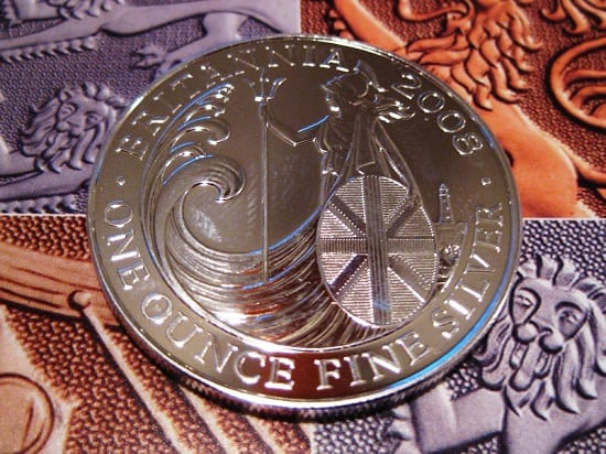 What's the Value of Silver Britannia Coins?
