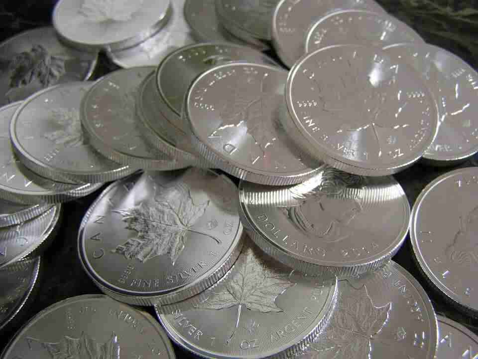 Tax advantages of silver