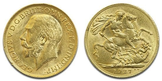 How to buy Gold Sovereigns