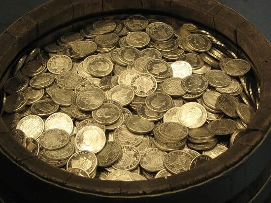 check if a coin is counterfeit