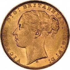 questions about gold sovereign coins