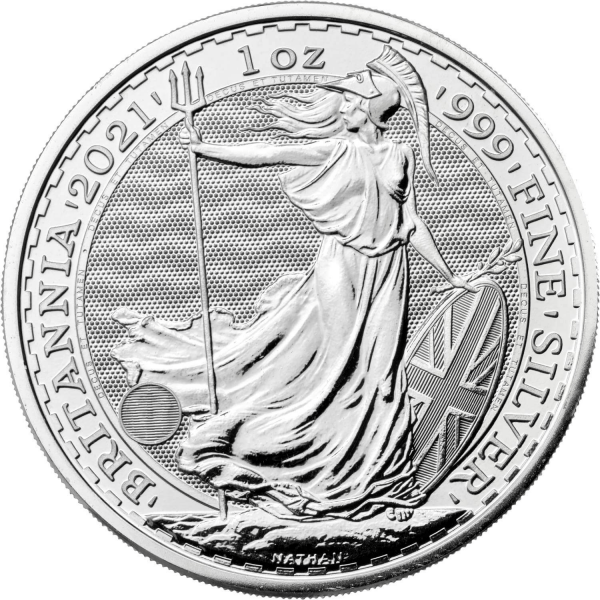 Buy silver Britannias direct from Physical Gold Limited