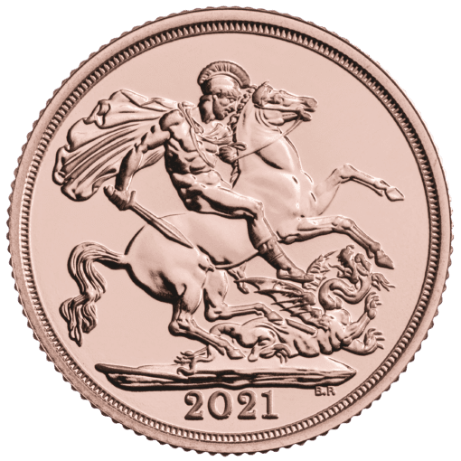 The UK gold sovereign coin is a popular bullion coin investment