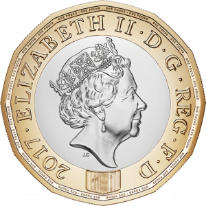 History of the British Pound Coin