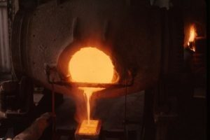 What is the Melting Point of Gold?