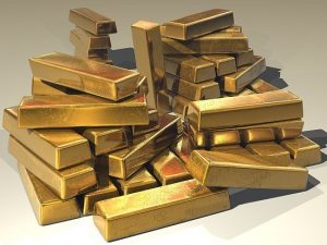 What is the price of gold?