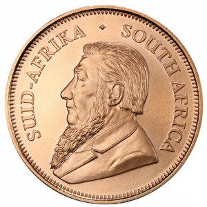 Gold Sovereigns or Krugerrands