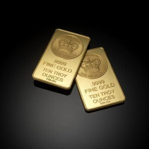 What is Paper Gold Investment?